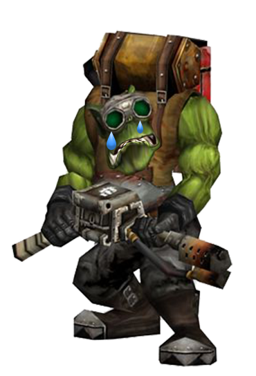 Don't cry ork, its been a good run
