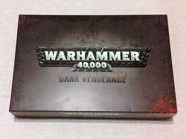 Dark Vengeance Boxed Set