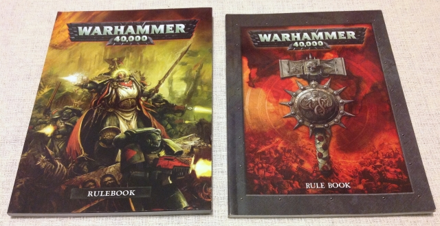 The DV rulebook brings major changes such as full color printing, much more content, and better quality paper.