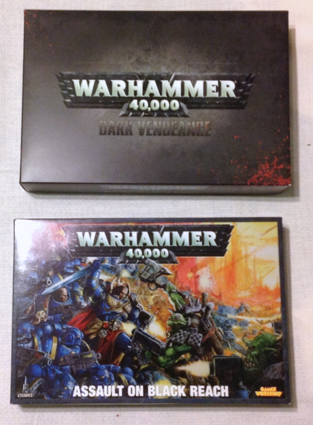 Dark Vengeance brings a new level of refinement to the Warhammer 40k boxed set.